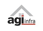 AGI Infra Ltd. Logo