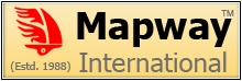 Mapway International Packers and Movers Logo