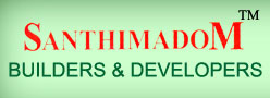 Santhimadom Builders and Developers Logo